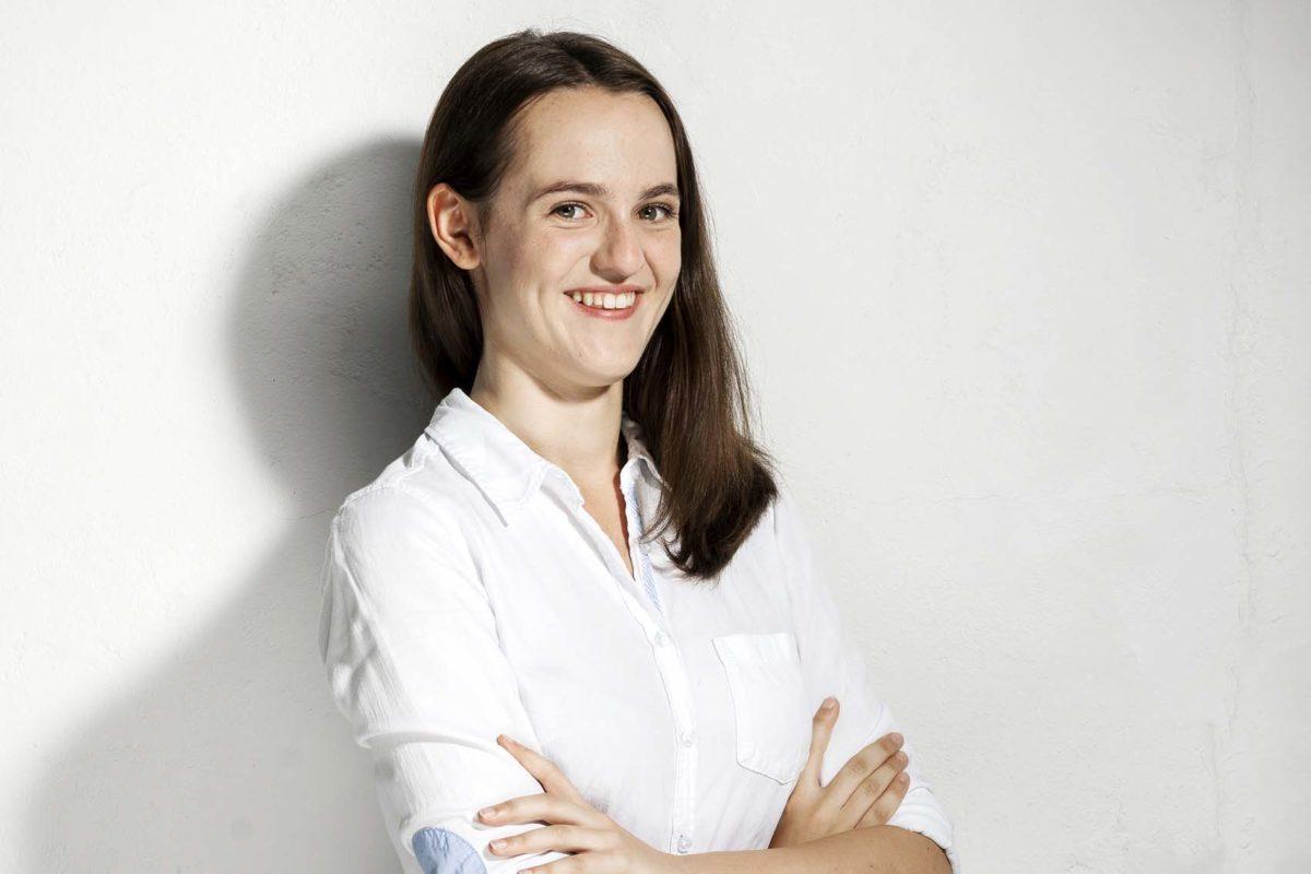 Lisa Henkel stellt sich vor