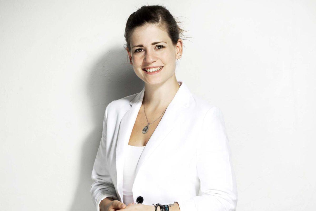 Nathalie Wissdorf stellt sich vor