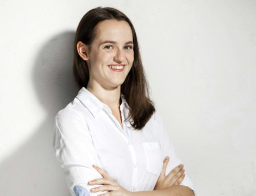 Unsere neue Mediengestalterin im Team!