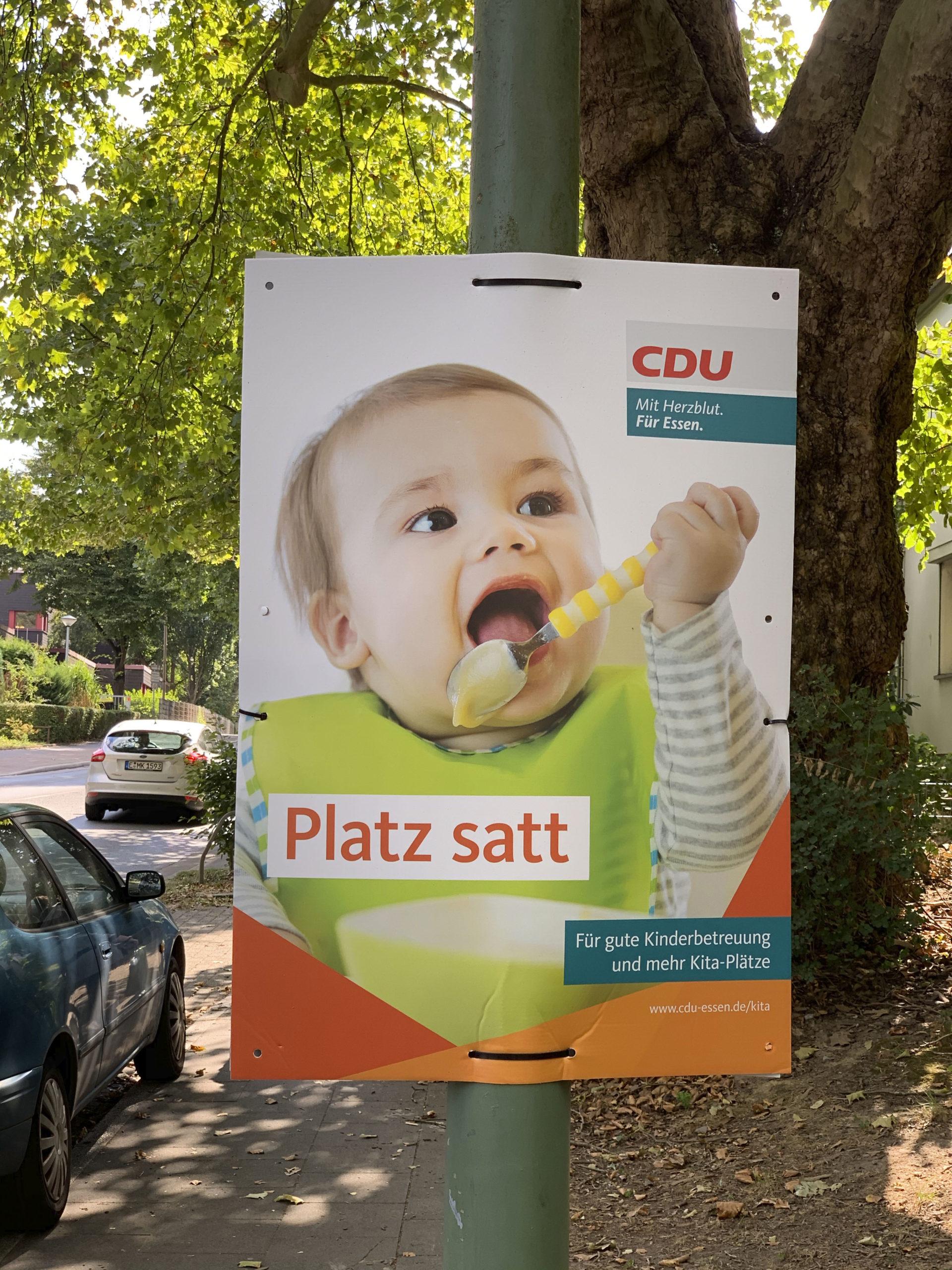 Kommunalwahl Kita CDU