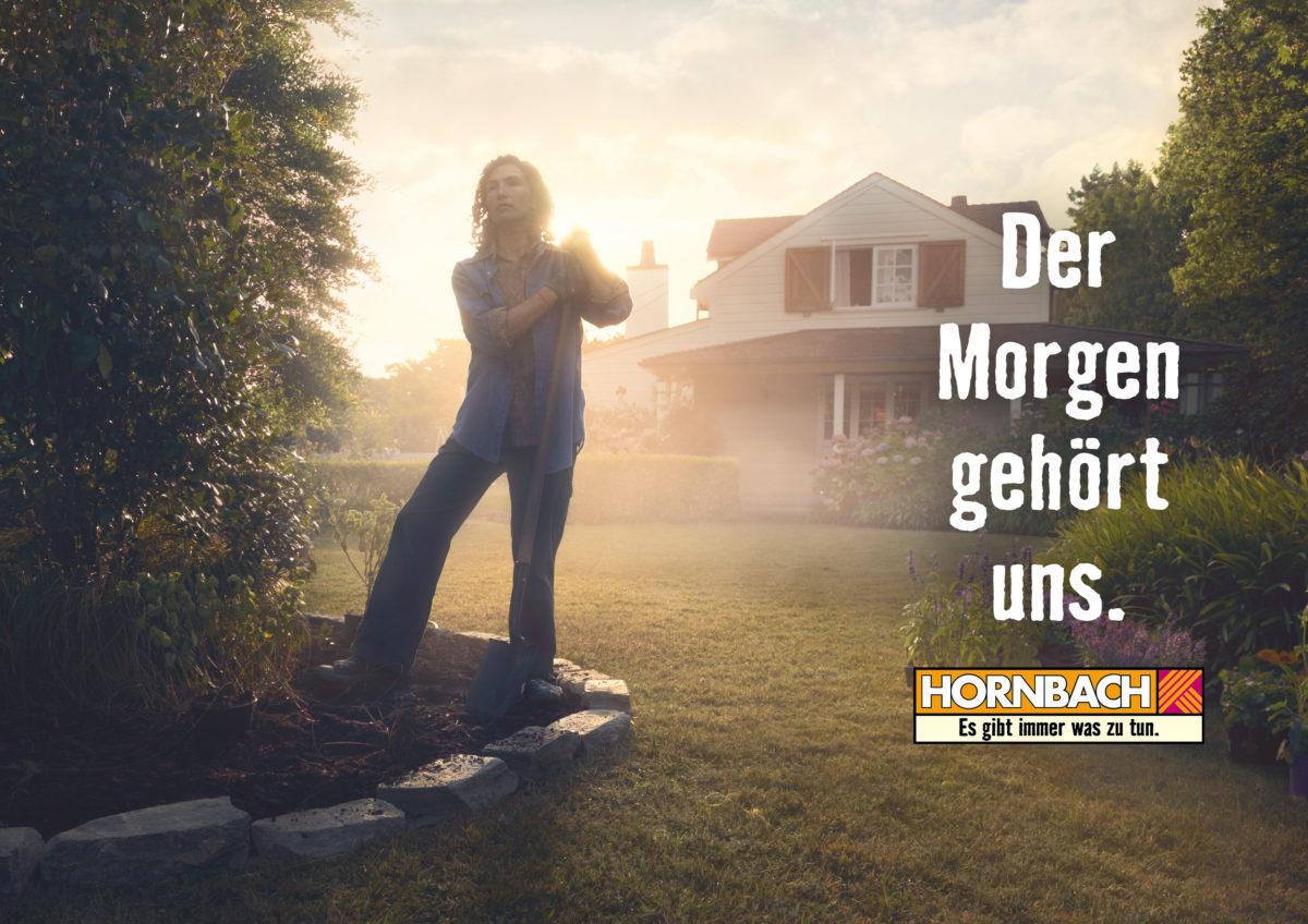 emotionale Werbung von Hornbach
