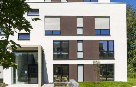 Response, Architekturfotografie, Wohnhäuser